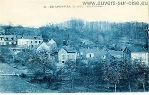 Plombier Auvers Sur Oise : cartes postales de chaponval ~ Premium-room.com Idées de Décoration