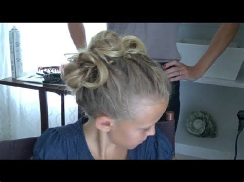 flower girl hairstyle special occasion