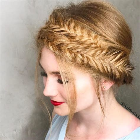 10 Braided Hairstyles For Long Hair  Weddings, Festivals