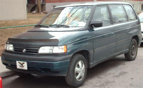 1993 MAZDA MPV - Image #11