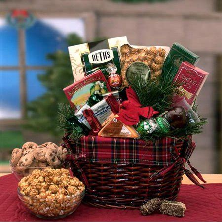 latest new gift baskets for christmas an fashioned gift basket walmart