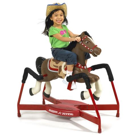 Blaze Interactive Riding Horse Kid Rocking Horses