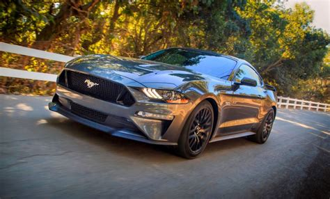 ford mustang updates include gt carbon fiber