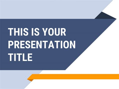 slide presentation template free pro powerpoint template or slides theme for business