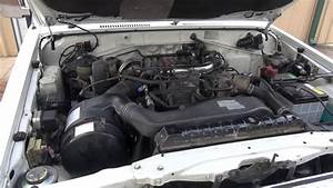 1989 Toyota Land Cruiser Lj71 - 2lt Engine