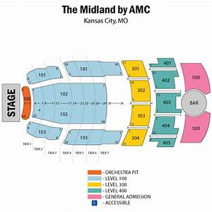 Msg Theater Seating Chart View Midland Theater Kansas City Seating Chart October 22