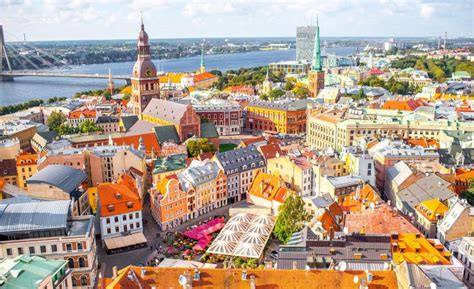 Riga- The Paris of the North! - Nordic Jobs Worldwide