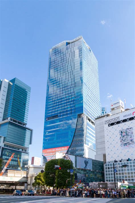 shibuya scramble square