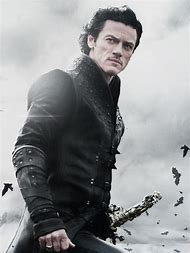 Luke Evans as Dracula Untold