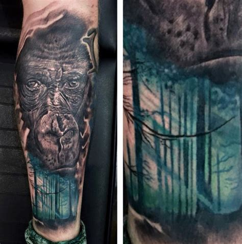 top   leg tattoos  men sleeve ideas  designs