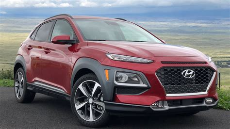 Hyundai Kona 2019 Picture by 2019 Hyundai Kona Drive Review A Small Crossover