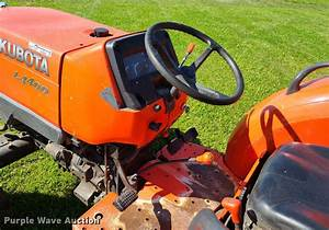 Kubota L4400 Mfwd Tractor In Concordia  Mo