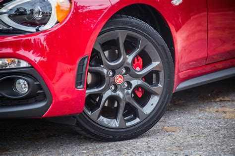 Fiat Abarth Wheels by Review 2017 Fiat 124 Spider Abarth Canadian Auto Review