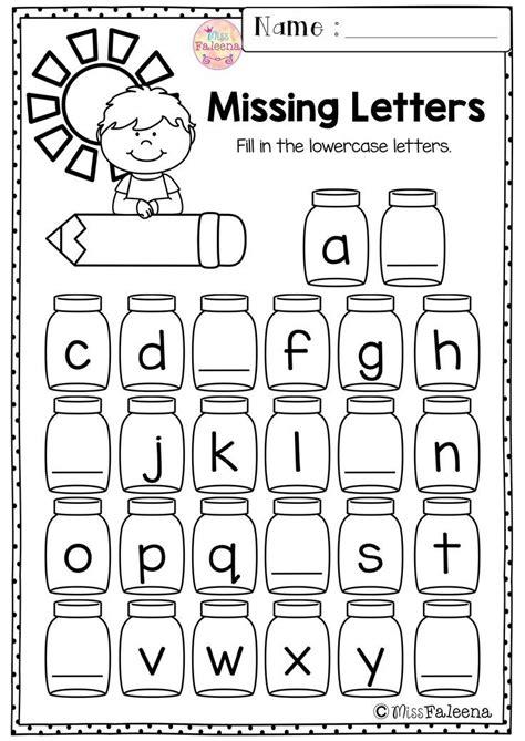 kindergarten morning work set   images