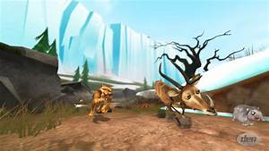 Ice Age 3 Dawn Of The Dinosaurs Video Game Ice Age 3
