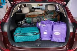 Cargo Conundrum Hyundai Tucson Versus Santa Fe Sport