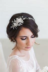 FREE SHIPPING, Silver Bridal Headpiece, …