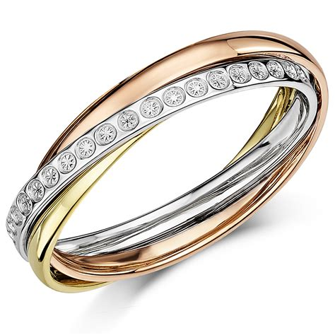 mm ct  colour gold diamond cut effect russian style