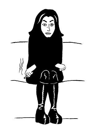 the heart in exile: persepolis. | a subtle knife