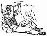 Clipart Drawing Mining Miner Transparent Prospector Mine Coloring Cartoon Welsh Coal Nugget Sketch Walisische Bergmann Bergbau Kostenlose Webstockreview Wr Gymru sketch template