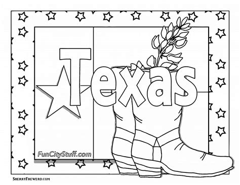 Texas State Symbols Worksheets Free Worksheets Library