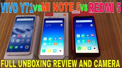 vivo   redmi note   redmi  full unboxing review
