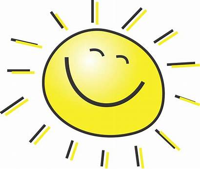 Sun Clipart Smiling Happy Summer Illustration