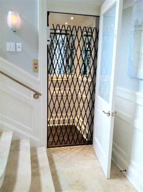 homelift  residential elevator  scissor gate
