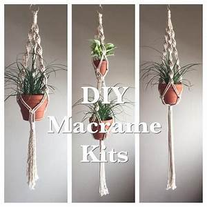 This Listing Is For A Macram U00e9 Kit To Make One Of The Above
