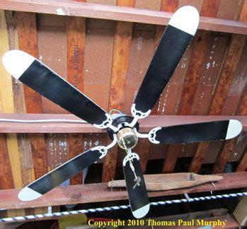 american ingenuity garage propeller ceiling fan