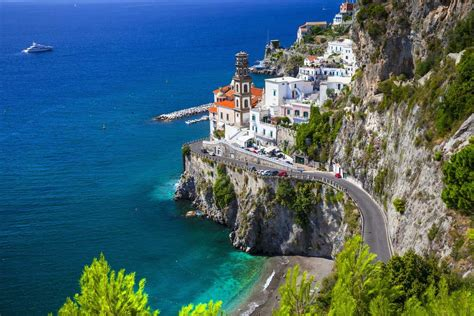 Naples Boat Tours by Sorrento Coast And Amalfi Coast Boat Tour From Naples