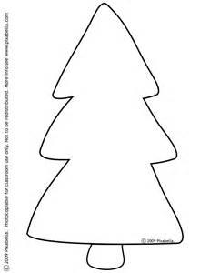 Christmas Tree Clip Art Black White