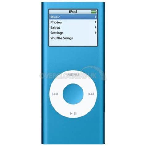 ipod nano 2 generation apple ipod nano 4gb blue 2nd generation ocuk