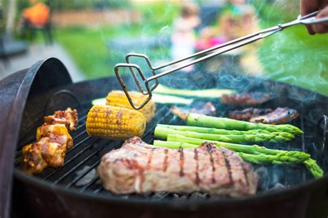 12 better for you summer barbecue recipes
