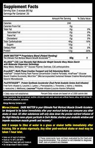 Dark Matter Supplement Info (page 3) - Pics about space