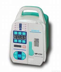 Medical Equipment Guide  Infusion Pump