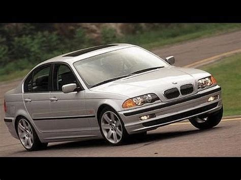 1999 Bmw 3 Series (323i) Start Up And Review 25 L 6