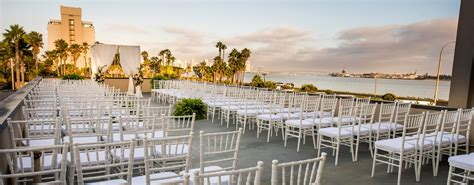 wedding venues harbor island  san diego