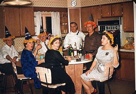 our parents had some boring in the 60s vintage new years vintage vintage happy