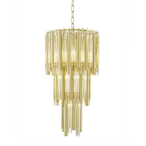 The Chandelier Shop by Gigi Chandelier Gold Small Shop Now