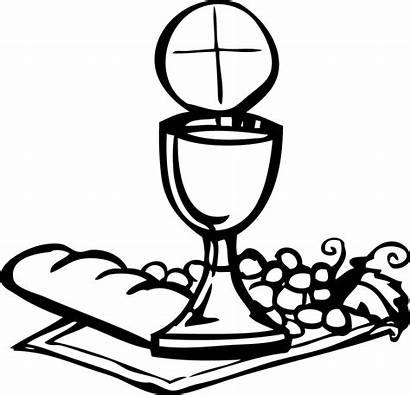 Communion Sunday Clipart Transparent Holy Coloring Clip