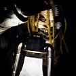 The Fiend make his entrance #WWEEdmonton   Wwe bray wyatt ...