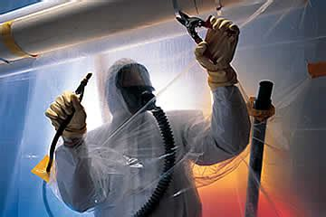 asbestos removal advance robotic duct cleaning