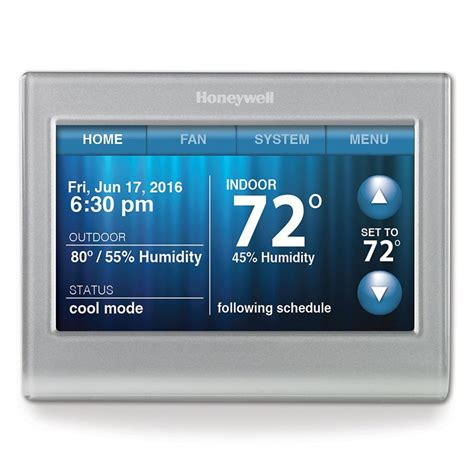 honeywell smart home 5 best smart thermostat models on the market smarthome guide