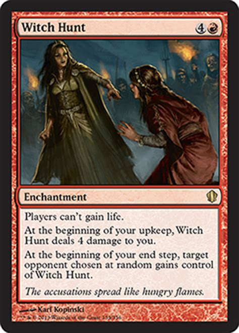 Oloro Commander Deck Spoiler by Witch Hunt From Commander 2013 Spoiler