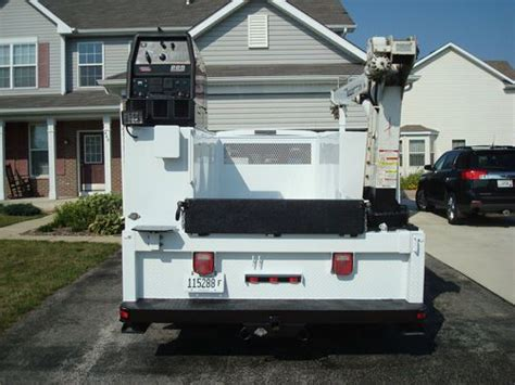 purchase   ford  service truck maintainer srv