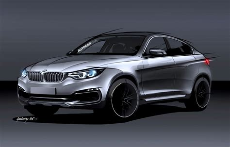 2016 Bmw X6 New Concept Release Future Cars Models