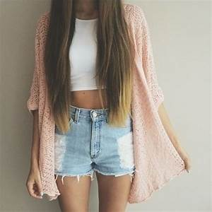 tumblr Outfits, Outfit and Crop tops on Pinterest