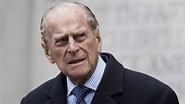 Hospitalizado el príncipe Felipe, marido de la reina de ...