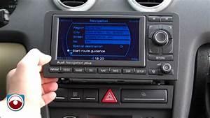 2006 Audi A3 Navigation Radio Removal Same For 2007